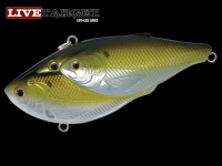 Live Target  Threadfin Shad Rattlebait 90mm