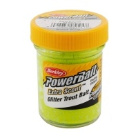 Паста за пъстърва Berkley PowerBait Extra Scent Glitter Trout Bait