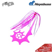 Hayabusa Free Slide Dragon Curly Rubber SE137 #7