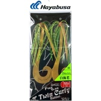 Hayabusa Free Slide TWIN Curly Rubber SE134