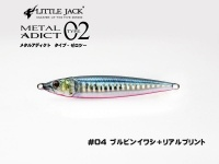 Little Jack - METAL ADICT 02 Jig 20g