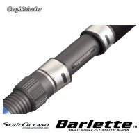 Graphiteleader BARLETTE reel holder