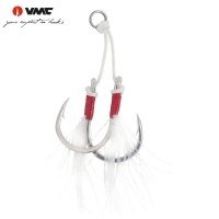 VMC 7264 TI Jigging Hook