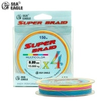 Sea Eagle Super Braid X4 Multicolor 150m