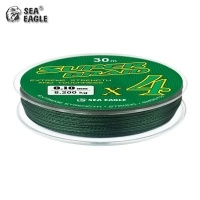 Sea Eagle Super Braid X4 Green 30m