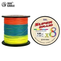 Sea Eagle Super Braid X8 Multicolor 500m