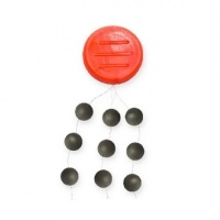 Tungsten Solid Round Beads