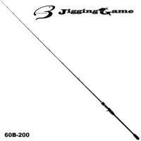 Basic Gear Slow Jigging Game rod 60B200