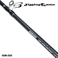 Basic Gear Slow Jigging Game 60B-200