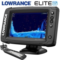 Lowrance Elite-7 Ti2 with 3-in-1 transducer CHIRP | SideScan | DownScan