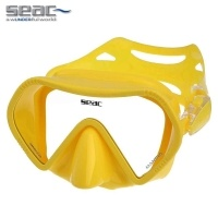 Seac Sub Mantra mask (yellow)