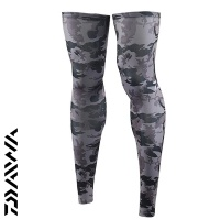 Daiwa Cool LEG COVER Black Duck - крачоли с UV защита