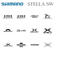 Shimano Stella 19 SW-C Systems
