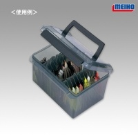 box MEIHO VS-4060 Spinner Case Smoke BK