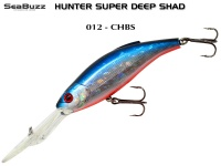 Sea Buzz HUNTER Deep Shad SDR 012 - CHBS