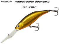 Sea Buzz HUNTER Deep Shad SDR 002 - CHBG