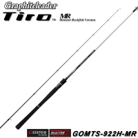 Graphiteleader Tiro MR Monster Rock Fish Version GOMTS-922H-MR