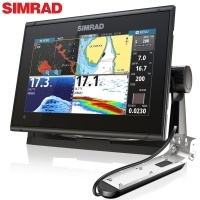 SIMRAD GO9 XSE with Active Imaging 3-in-1 Transducer