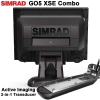 Сонар SIMRAD GO5 XSE + Active Imaging 3-in-1 Сонда