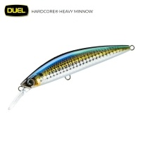 Duel Hardcore Heavy Minnow 90S F1189 | Воблер за морски спининг