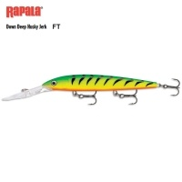 Rapala Down Deep Husky Jerk 12cm FT
