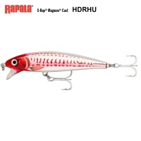 Rapala X-Rap Magnum Cast HD Red Head UV | HDRHU