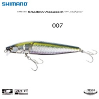 Shimano Exsence Shallow Assassin 99F FLASH BOOST XM-199S #007