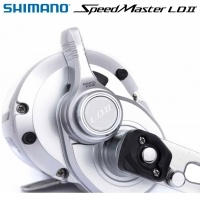 Shimano Speedmaster LD II 12 | Lever Drag 2 Speed
