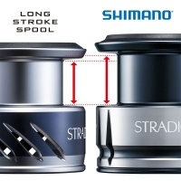 Stradic FL Long Stroke Spool