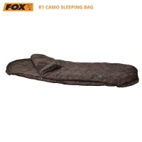FOX R1 Camo Sleeping Bag | Спален чувал