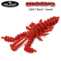 Bait Breath Mosya 3.8 cm | S801 Red Seed