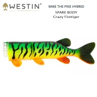 Westin Mike the Pike Spare Body Crazy Firetiger
