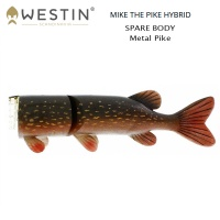 Westin Mike the Pike Spare Body Metal Pike