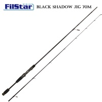 Filstar Black Shadow JIG 70M | Джиг въдица