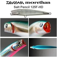 Daiwa Morethan Salt Pencil 125F-HD