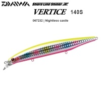 Daiwa Shoreline Shiner Z Vertice 140S | 067232 | Nightless castle