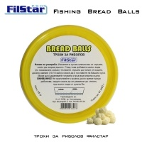 Filstar Bread Balls | Fishing Crumbs Bait