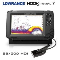 Lowrance Hook REVEAL 7 | CHIRP Sonar