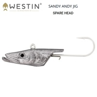 Westin Sandy Andy Spare Head | Резервни джиг глави