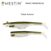 Westin Magic Minnow Tobis Ammo
