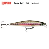 Rapala Shadow Rap SML