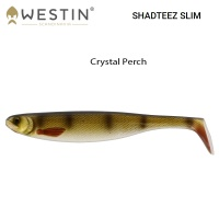 Westin Shad Teez Slim Crystal Perch