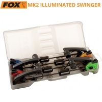 Комплект обтегачи Fox MK2 Illuminated Swinger 4 Rod Set CSI055