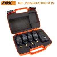 Комплект сигнализатори Fox Micron MR+ 4 Rod Set CEI139