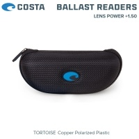 Слънчеви очила с диоптър Costa Ballast Readers | Tortoise | Copper 580P | BA 10 OCP 1.50