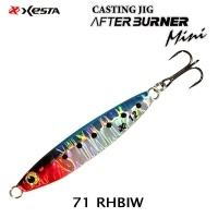 Xesta After Burner Mini Jig | 71 RHBIW