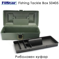 Fishing tackle box Filstar S0405