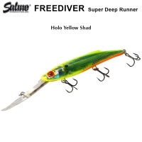 Salmo Freediver 9 HYS | Holographic Yellow Shad