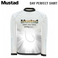 Mustad Day Perfect Shirt Tuna MCTS02-BL