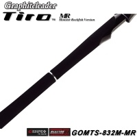 Graphiteleader Tiro MR Monster Rock Fish Version GOMTS-832M-MR